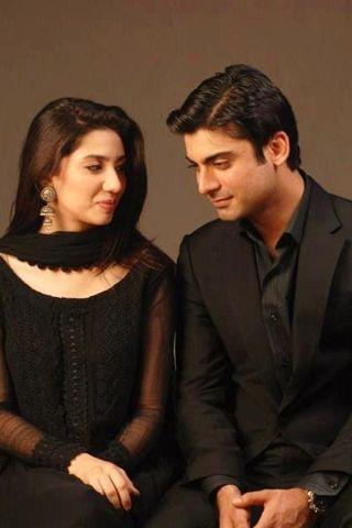 mahira-khan and fawad khan