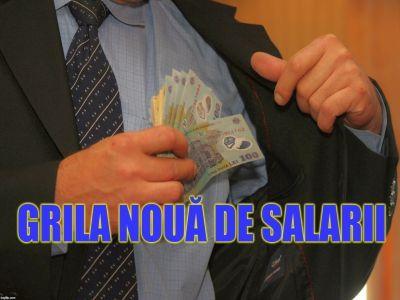 Legea Salarizarii Unitare