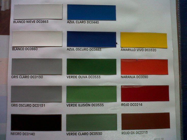 Photo collection pin pintura lanco colores for Colore de pintura