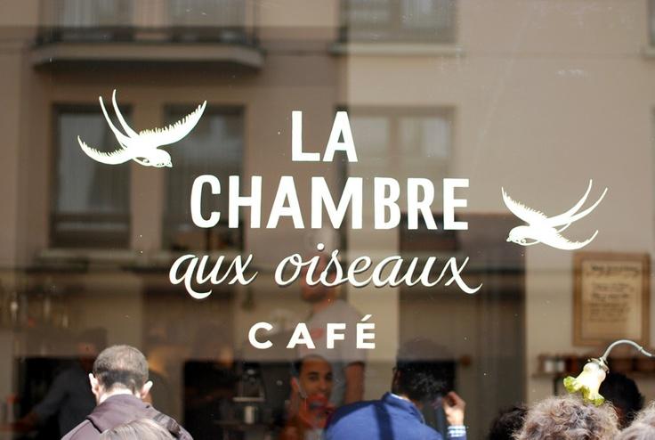 La Chambre aux Oiseaux - for Paris trip!