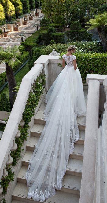 597 best Wedding designs images on Pinterest | Wedding dressses ...
