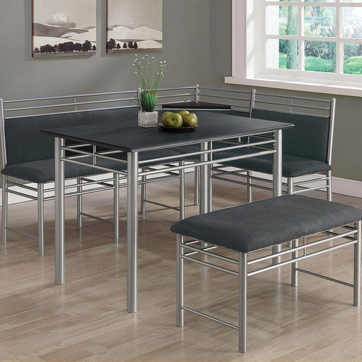 Monarch 3-pc. Corner Dining Set - KOHLS - sale $620.49