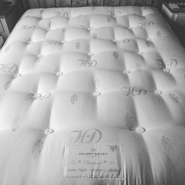 I am very excited to be getting to #review this luxury mattress from Hilary Devey. #luxury #sleep #rest #handmade #bedtime #nightnight