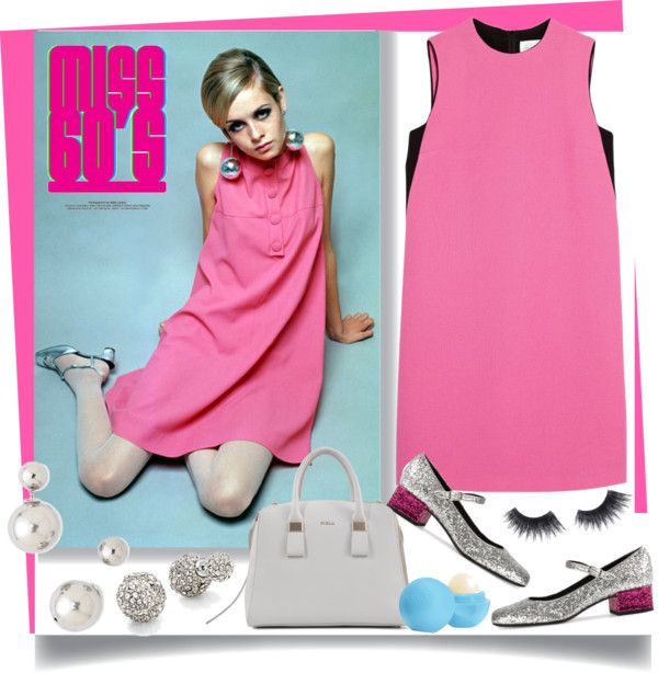 """THE ICON: Twiggy"" by sylandrya on Polyvore"