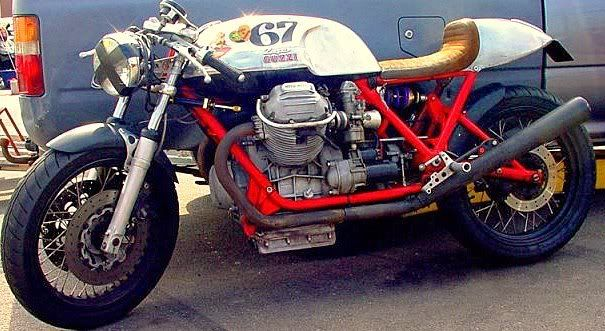 Ben Part Zagato Guzzi (updated 6-06-2009) - Vintage Motorcycles Online