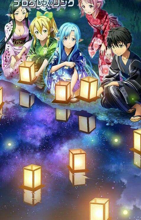 Sword art online season 2... Kirito