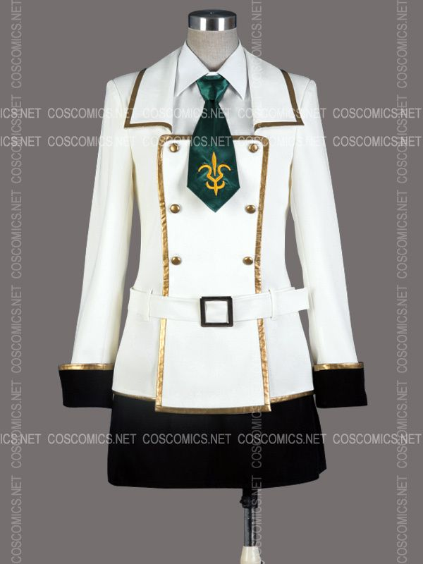 Cheap uniform sexy, Buy Quality costume school uniform directly from China school uniform girl Suppliers:  Free shipping Cheap CC Cosplay costume (School Uniform) from Code Geass Anime Clothing                Including :