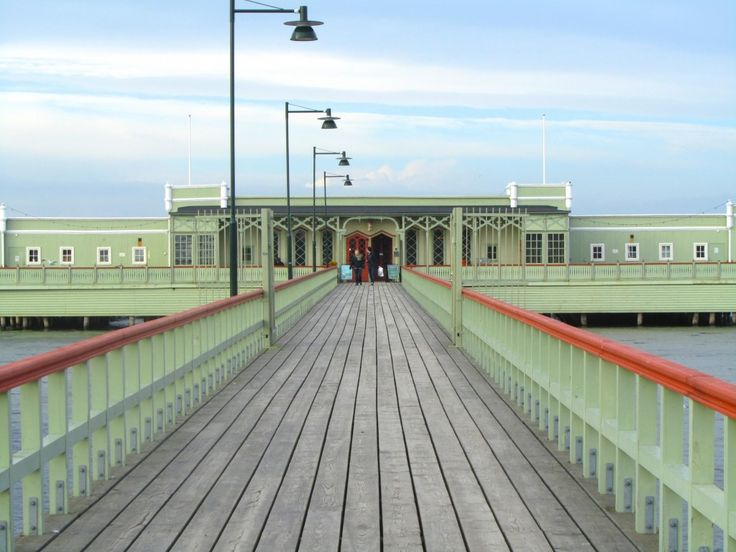 Open-air swimming-bath Ribersborg, Malmö, south of Sweden.  #Open-airswimming-bath #kallbadhus #malmö #sweden #sverige #ribersborg