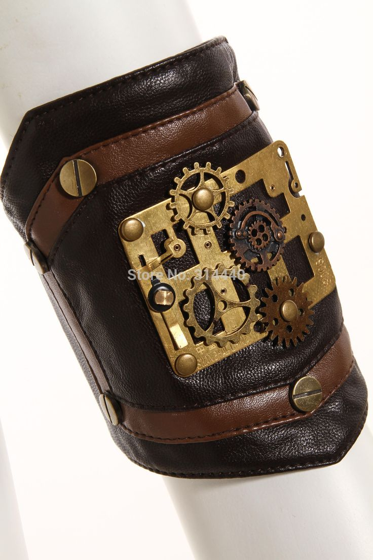 Rq bl unisex armband steampunk tandwielen sp079 faux lederen band in  Zomer kanten handschoenen rq-bl gothic victoria-professioneel-efficiënt-concurrerend pure lac...Prijs:39,00 dolla van arm warmers op AliExpress.com | Alibaba Groep