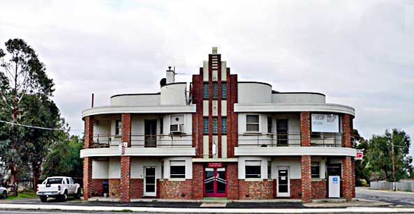 Art Deco Buildings Melbourne from the 1930s