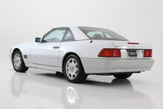 Back in the Day.....1992 Mercedes SL500