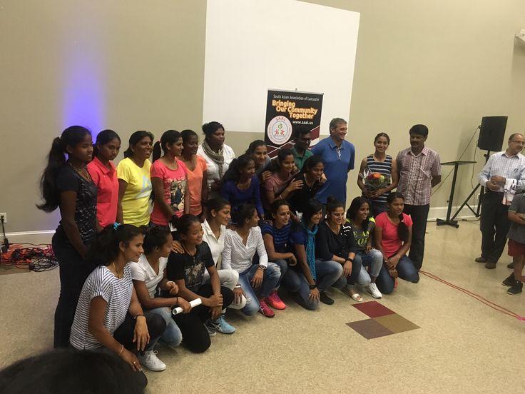 Indias women's Olympic field hockey team (2016)