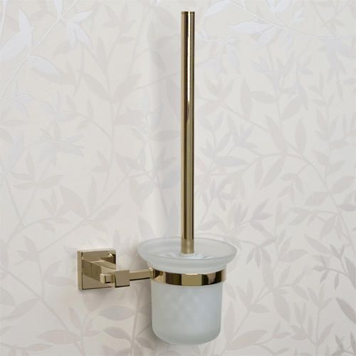 Albury Collection Wall Mount Toilet Brush Holder