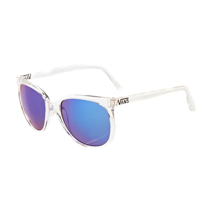 Vans Vans 80s Sunglasses - Clear | Free UK Delivery on All Orders