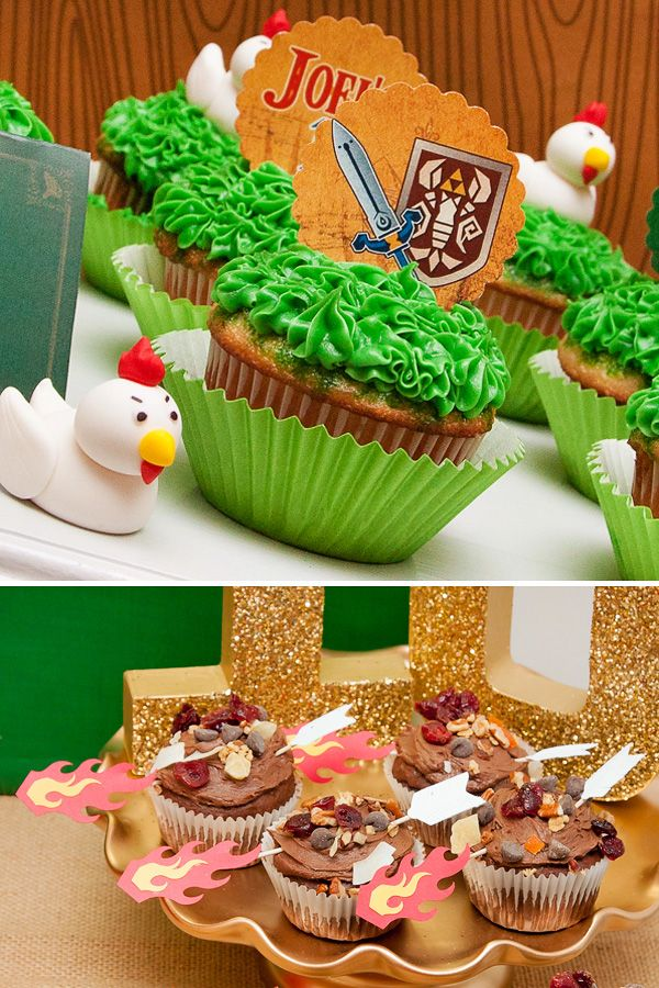 18 Best Zelda Party Images On Pinterest
