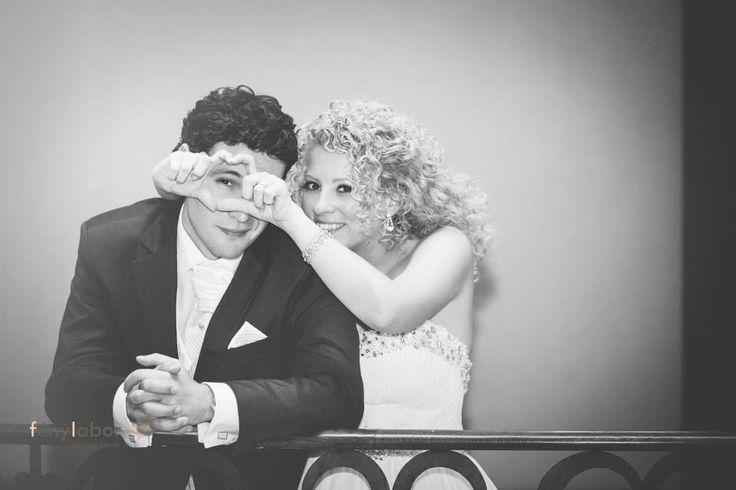 Azanap esküvők: Eszter és Laci