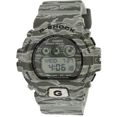 Casio G-Shock Camo Mens Watch GDX6900TC-8CR, Gray