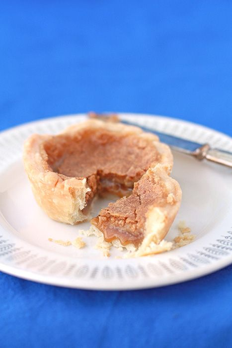 Kitchen Heals Soul: An all-butter crust recipe & my love-hate relationship with butter tarts