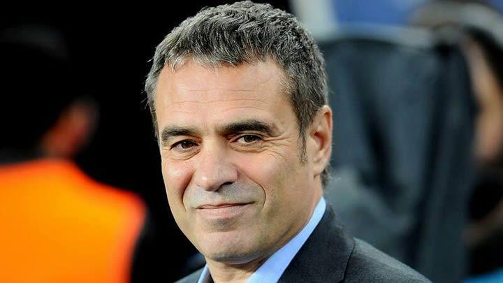 Ersun Yanal (Şampiyon Fenerbahçe'nin teknik direktörü)