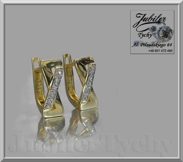 Złote kolczyki z cyrkoniami 💎🎁💥 TYLKO 3 pary w promocyjnej cenie!❗️  #Złote #kolczyki z #cyrkoniami #Złoto #Au585 #Gold #biżuteria #prezent #Pierwsza #Komunia #Święta #Prezenty na I #komunię #Św. #Świętą #Złota #Okazja #Pierwszej #Komunii #jubilertychy #cyrkonie #cyrkonia #Jubiler #Tychy #Jeweller #Tyski #Złotnik #Zaprasza #Promocje:  ➡ jubilertychy.pl/promocje 💎