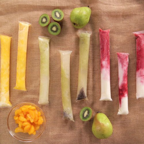 DIY Frozen Otter Pops