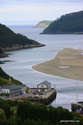 Frontera entre Coruña y Lugo . Aquí tenéis la línea que divide Coruña y Lugo al…