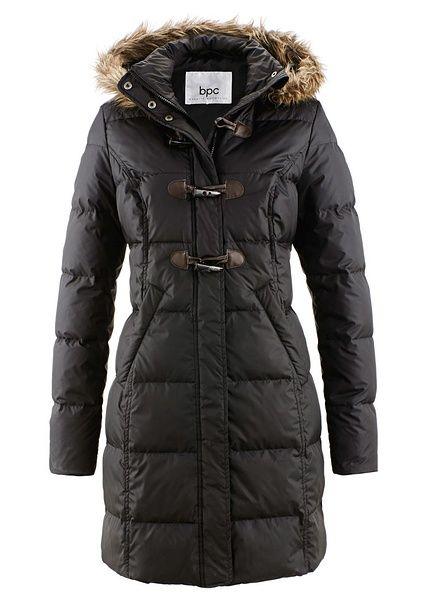 Prošívaný kabát (lehké peří) S péřovou • 1799.0 Kč • bonprix