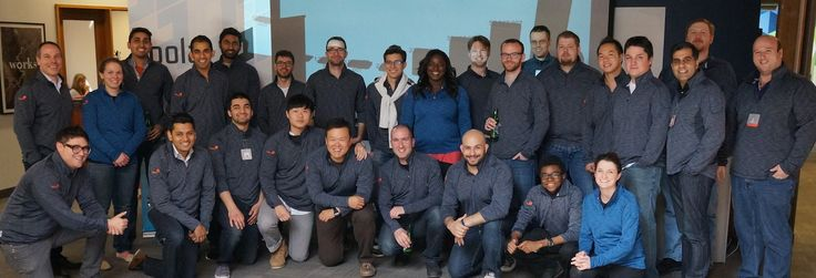 The team at Polar looking great in their RIGHTSLEEVE produced fashion. @aboutpolar @iknowtony