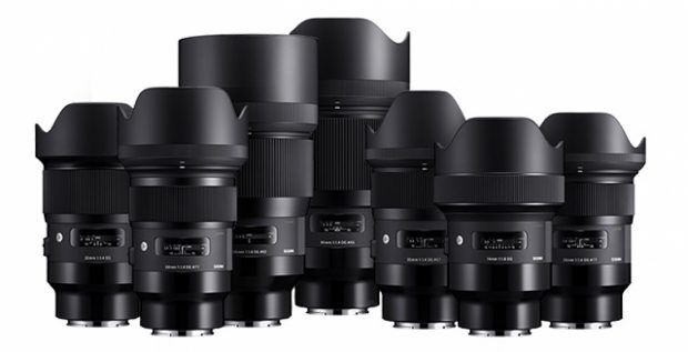 Sigma DG HSM ART Lenses for Sony E mount Available for Pre-Order  Good News!Seven new Sigma DG HSM ART lenses for sony E mount is now first available for Pre-Order at B&H. See the details below:  SUPPORT LENS-RUMORS BUY FROM ONE OF OUR AFFILIATE RETAILERS THANKS !  Sigma14mm f/1.8 DG HSM Art for Sony E  $1599  B&H/Adorama  Sigma20mm f/1.4 DG HSM Art for Sony E  $899  B&H/Adorama  Sigma 24mm f/1.4 DG HSM Art for Sony E  $849  B&H/Adorama  Sigma 35mm f/1.4 DG HSM Art for Sony E  $899…