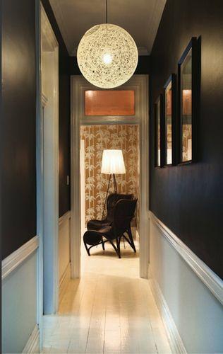 sarah : Je cherche à décorer un couloir - Côté Maison Projets