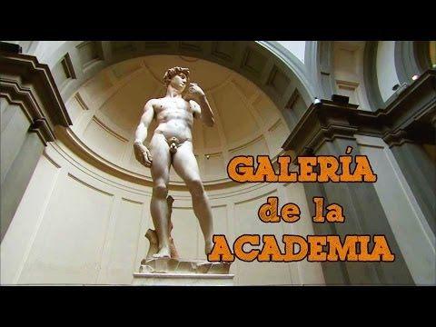 Información básica sobre la Galería de la Academia de Florencia, hogar del David de Miguel Ángel / #Italia #Viajology