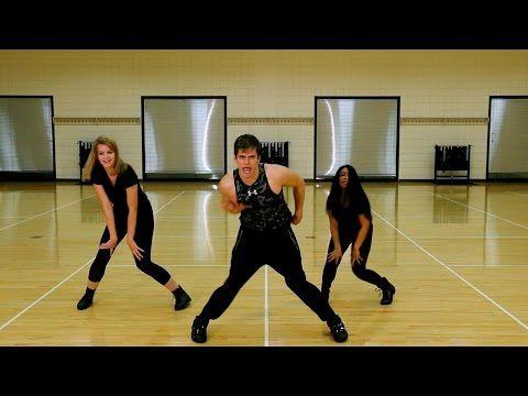 Figure 8 Cardio Hip Hop Workout #TheFitnessMarshall #CardioDance