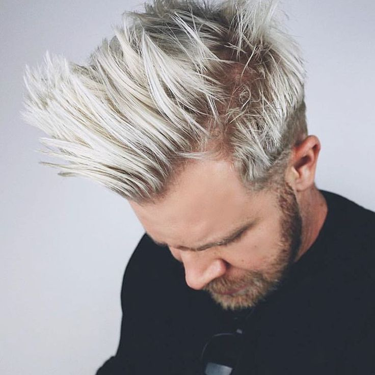 Frisur Fur Blonden Mann Frisuren 2019 Platinum Blonde Hair Men Men Hair Color Blonde Hair Boy