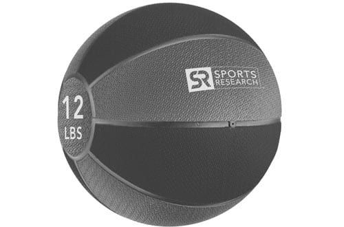 30 Lb Soft Leather Medicine Wall Ball In 2020 Medicine Ball Workout Partner Workout Wall Balls