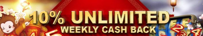 Ggwin Casino 10% Unlimited Weekly Cash Back https://casino-malaysia.com/casino-promotion/ggwin-casino-10-unlimited-weekly-cash-back