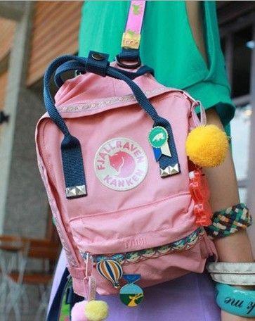 kanken backpack as diaper bag
