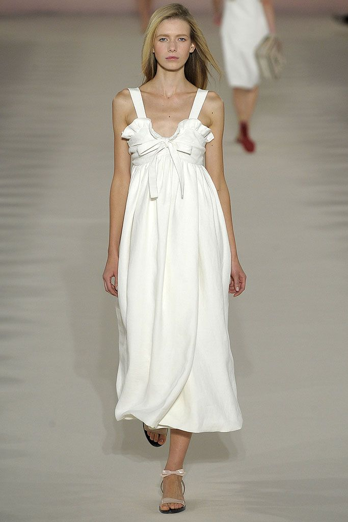 Cotton Sundress Dress Spring/summer Chloé Cheap Real Authentic Browse Cheap Price Cheap Sale Extremely sa62L0v