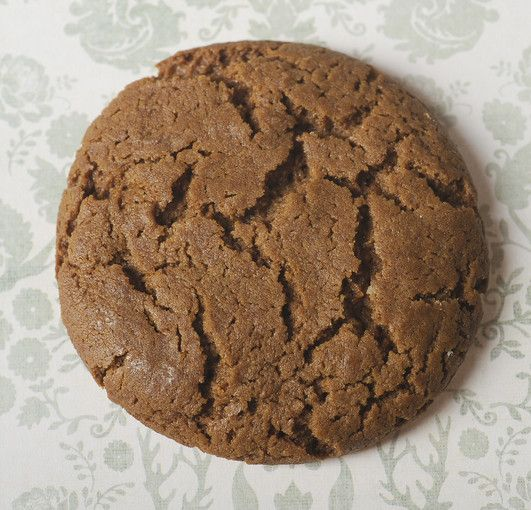 """... Snap Cookies"""" recipe with brown sugar, cloves, cinnamon and ginger"""