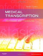 Medical Transcription college term definition