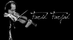 Farid Farjad, Zorlu Center Performans Sanatları Merkezi'nde!