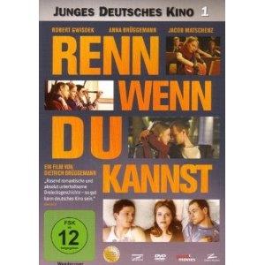 Renn, wenn du kannst: Amazon.de: Robert Gwisdek, Anna Brüggemann, Jacob Matschenz, Dietrich Brüggemann: Filme & TV