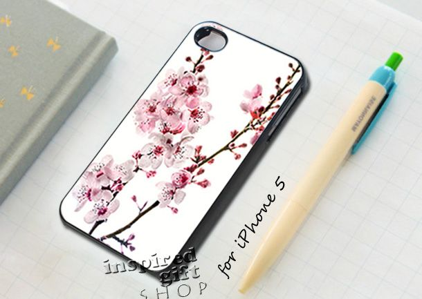 cherry blossom - design case for iPhone 5