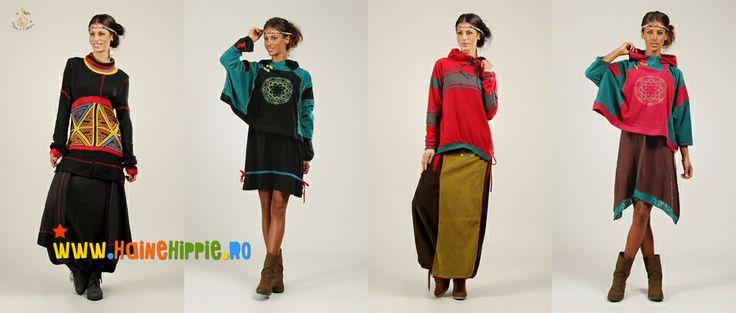 ✿ La Haine Hippie găsiţi aroma cadourilor speciale şi unice pentru persoanele deosebite din viaţa voastră! ✿ www.hainehippie.ro ✿  ✿ REDUCERILE sunt in toi, LIVRAREA se face in 24H, iar TRANSPORTUL este GRATUIT la oricare 2 produse comandate din: haine, şaluri si genţi! ✿ Sărbători Fericite alături de cei dragi!