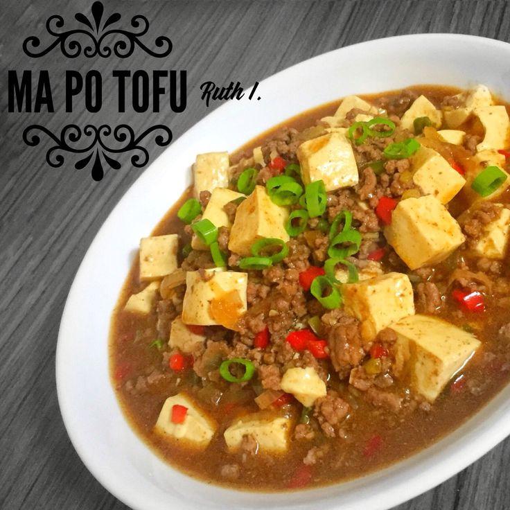Ma Po Tofu (Beef)
