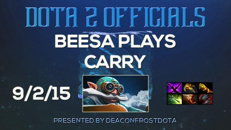 Dota 2 Officials Beesa Plays Carry [1852878769]