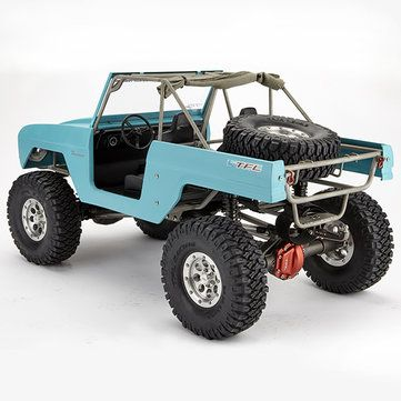 Only US$589.99, buy best TFL Hobby Bronco C1508 1/10 2.4G 4WD 45T Climbing RC Car No Coating Without Motor 540  sale online store at wholesale price.US/EU warehouse.