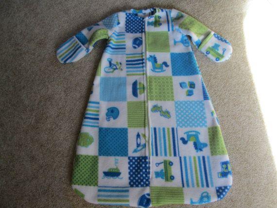 blue sleep sack baby sleep sack baby sleeper toddler sleep sack baby sleeping bag wearable blanket blanket sleeper
