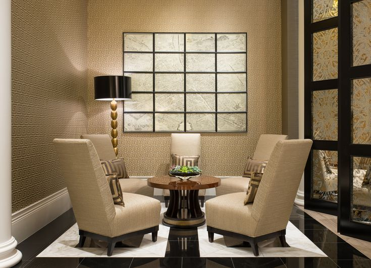 Commercial sitting room design interiors for Famous commercial interior designers