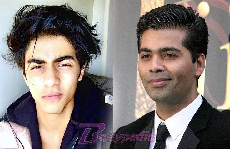 Aryan Khan has no interest in Bollywood, reveals Karan Johar!