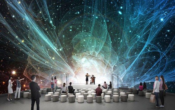 コニカミノルタ Vr導入のプラネタリウム施設を2018年冬開設